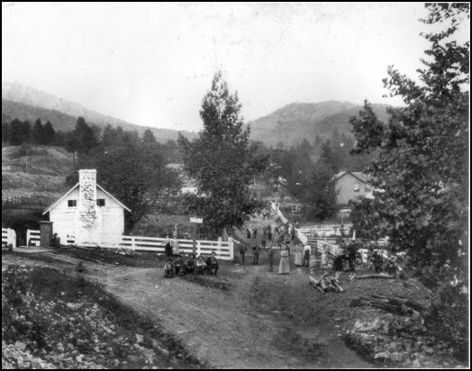 The last firing of the Longdale furnaces